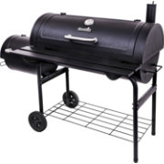"Char-Broil American Gourmet Deluxe 40"" Offset Smoker"