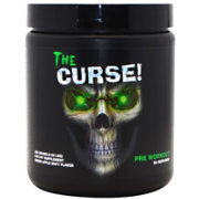Cobra Labs The Curse! Pre-Workout Green Apple Envy 50 Servings