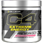 Cellucor C4 Extreme Energy Pre-Workout Strawberry Kiwi