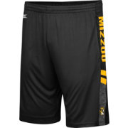 Colosseum Men's Missouri Tigers Perfect Season Black Shorts