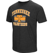 Colosseum Men's Tennessee Volunteers Grey Tri-Blend T-Shirt