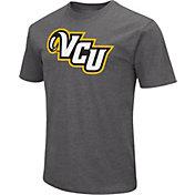 Colosseum Men's VCU Rams Grey Dual Blend T-Shirt