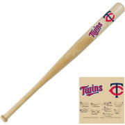 Coopersburg Sports Minnesota Twins Signature Mini Bat