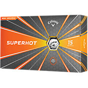 Callaway Superhot Personalized Golf Balls – 15 Pack