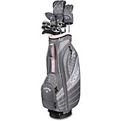 Callaway Women's 2018 Solaire 11-Piece Complete Set – (Graphite) – Cherry Blossom