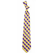 Eagles Wings East Carolina Pirates Check Necktie