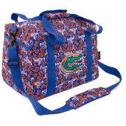 Eagles Wings Florida Gators Quilted Cotton Mini Duffle Bag
