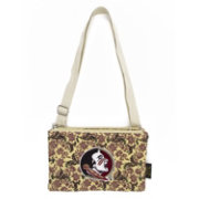 Eagles Wings Florida State Seminoles Quilted Cotton Cross Body Purse