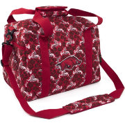 Eagles Wings Arkansas Razorbacks Quilted Cotton Mini Duffle Bag