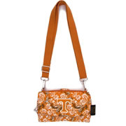 Eagles Wings Tennessee Volunteers Quilted Cotton Cross Body Wallet
