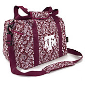 Eagles Wings Texas A&M Aggies Quilted Cotton Mini Duffle Bag