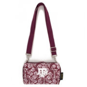 Eagles Wings Texas A&M Aggies Quilted Cotton Cross Body Wallet