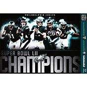 Fathead Super Bowl LII Champions Philadelphia Eagles Mural Decal