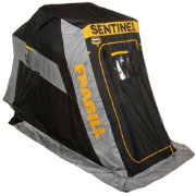 Frabill Sentinel 1100 Flip-Over 1-Person Ice Fishing Shelter