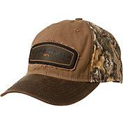 Field & Stream Men's Camo Waxed Patch Hat