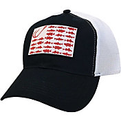 Field & Stream Men's Fish Icon Flag Hat