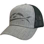 Field & Stream Men's Heather Grey Fish Icon Trucker Hat