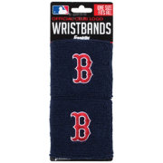 Franklin Boston Red Sox Embroidered Wristbands