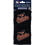 Franklin Baltimore Orioles Embroidered Wristbands
