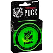 Franklin NHL Glow-in-the-Dark Street Hockey Puck