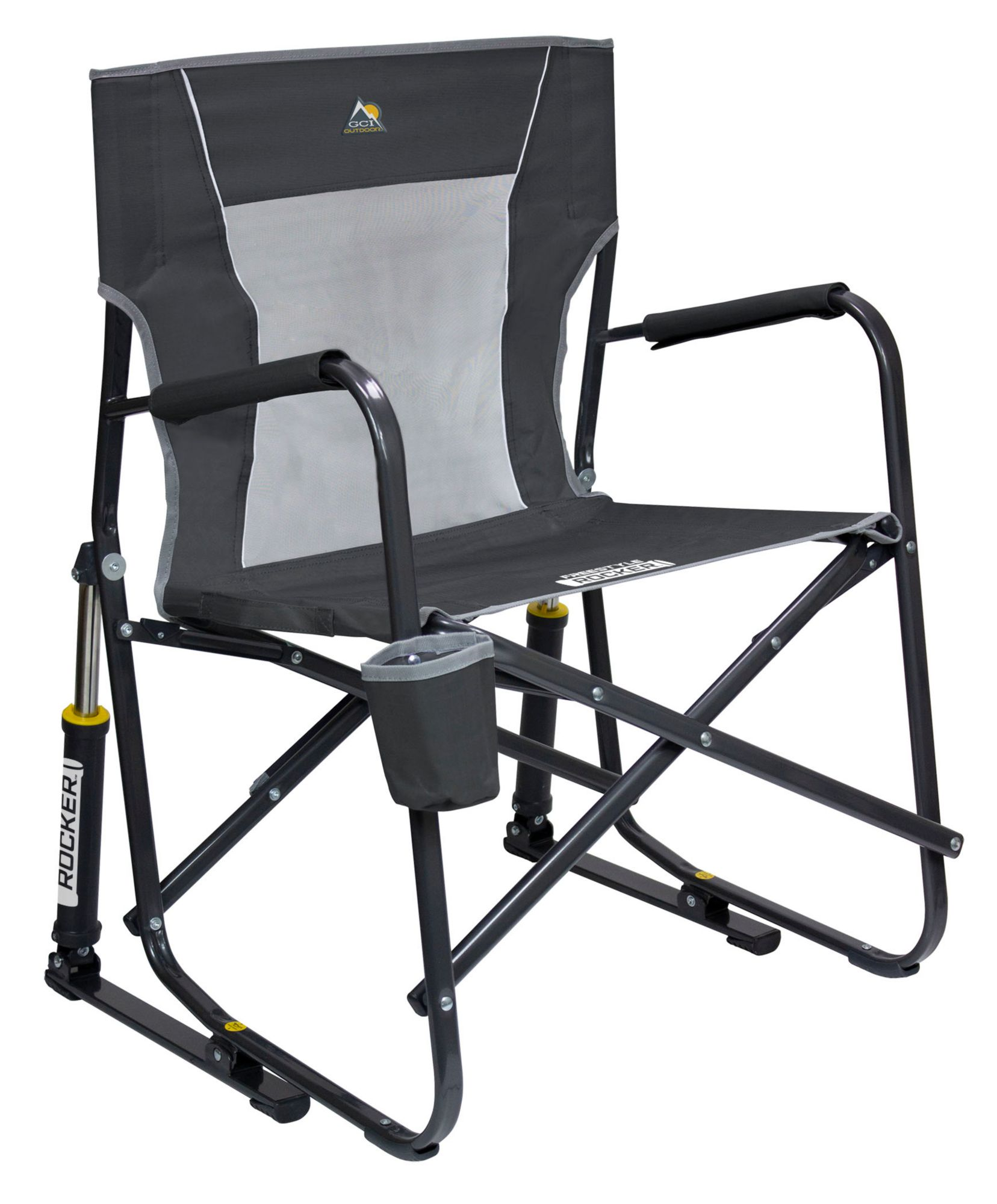 Gci Outdoor Freestyle Rocker Mesh Chair by Gci Outdoor