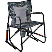 GCI Outdoor Mossy Oak Freestyle Rocker Mesh Chair