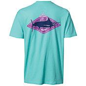 Guy Harvey Men's Kite Logo Short Sleeve T-Shirt