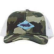 Guy Harvey Men's Mr. Flawless Trucker Hat