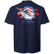 Guy Harvey Men's Resolution Short Sleeve T-Shirt
