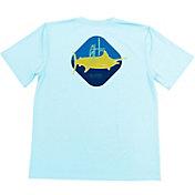 Guy Harvey Men's Stop Sign Short Sleeve Performance T-Shirt