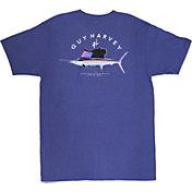 Guy Harvey Men's Windjammer Short Sleeve T-Shirt