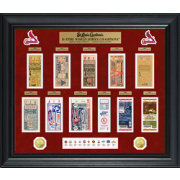 Highland Mint St. Louis Cardinals World Series Deluxe Gold Coin & Ticket Collection