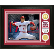 Highland Mint Los Angeles Angels Shohei Ohtani Bronze Coin Photo Mint