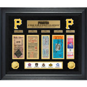 Highland Mint Pittsburgh Pirates World Series Deluxe Gold Coin & Ticket Collection