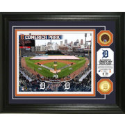Highland Mint Detroit Tigers Dirt Coin Photo Mint