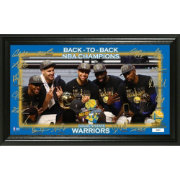 Highland Mint 2018 NBA Champions Golden State Warriors Celebration Signature Court