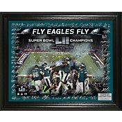 Highland Mint Super Bowl LII Champions Philadelphia Eagles Signature Framed Photo