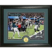 Highland Mint Super Bowl LII Champions Philadelphia Eagles Pass Photo Mint