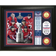 Highland Mint 2018 Stanley Cup Champions Washington Capitals