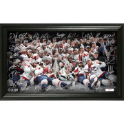 Highland Mint 2018 Stanley Cup Champions Washington Capitals Signature Rink