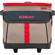 Igloo Ringleader 52 Can Collapsible Rolling Cooler