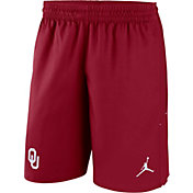 Jordan Men's Oklahoma Sooners Crimson Fly Knit Football Shorts