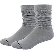 adidas Originals Women's Slouch Quarter Socks