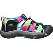 KEEN Kids' Newport H2 Tie Dye Sandals