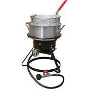 King Kooker 10-Quart Outdoor Cooking Package