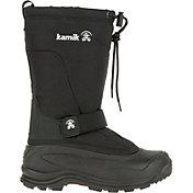 Kamik Men 's Greenbay4 Waterproof Winter Boots