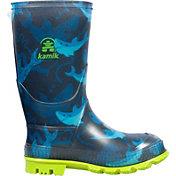 Kamik Kids' Stomp 2 Rain Boots