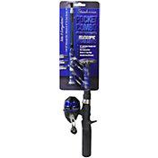 Steinhauser Micro Pocket Combo Tangle-Free Telescopic Spincast Combo