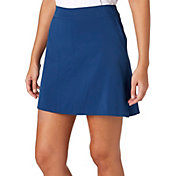 Lady Hagen Women's Essential Woven Golf Skort - Extended Sizes