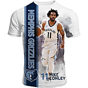 Levelwear Men's Memphis Grizzlies Mike Conley Breakaway White T-Shirt